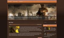 GameWorld Free Premium Wordpress Gaming Theme