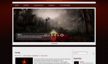 HellFire Free Premium Wordpress Theme