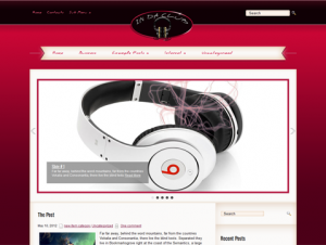 InDaClub Free WordPress Music Theme