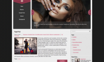 LuxuryFashion Premium Free Wordpress Fashion Theme