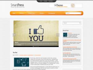 Smartpress Premium WordPress Theme