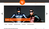 AmpersFilm Free Wordpress Cinema Theme