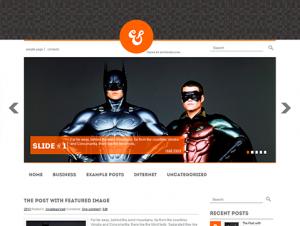 AmpersFilm Free WordPress Cinema Theme