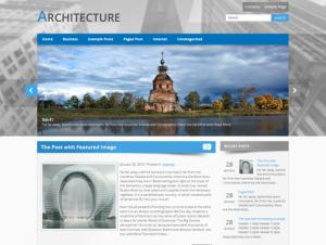 Architecture Free WordPress Theme