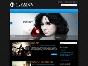 Filmatica Free WordPress Theme