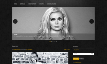 Karolina Free Wordpress Theme