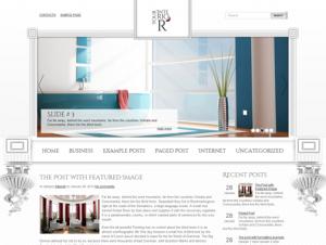 YourInterior Premium Free WordPress Interior Theme