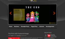 Gamers Premium Free Wordpress Game Theme