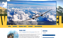 Travel Free Wordpress Travel Theme