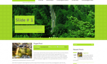 MagicWood Premium Free Wordpress Theme