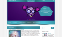 SimplyCloth Free Wordpress Theme